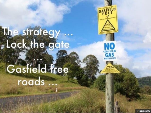 Gasfield free Northern Rivers:
