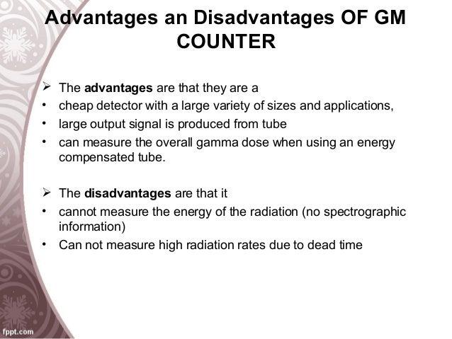 Gas Filled Detectors