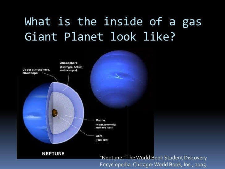 Inside Gas Giants (page 3) - Pics about space