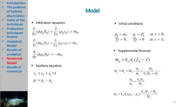 Natural Gas Conversion Formulas