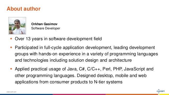 "Орхан Гасимов: ""Reactive Applications in Java with Akka"" Slide 2"