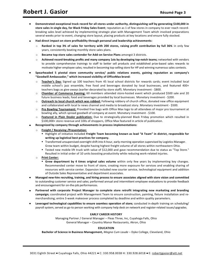 resume optimization phd operations research