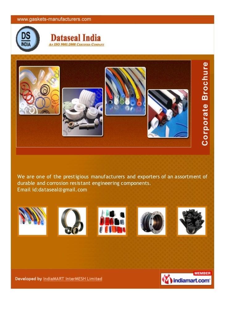 Data Seal India Mumbai Rubber Engineering Components