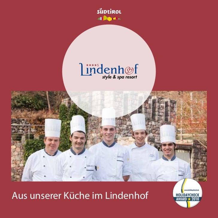 Aus unserer Küche im Lindenhof