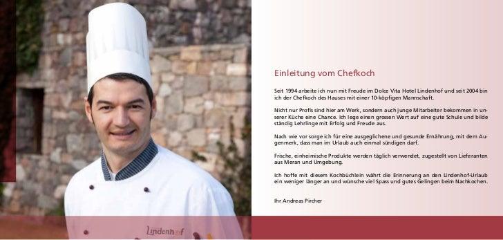 Fantastisch Chefkoch Lebenslauf Proben Zeitgenössisch - Entry Level ...