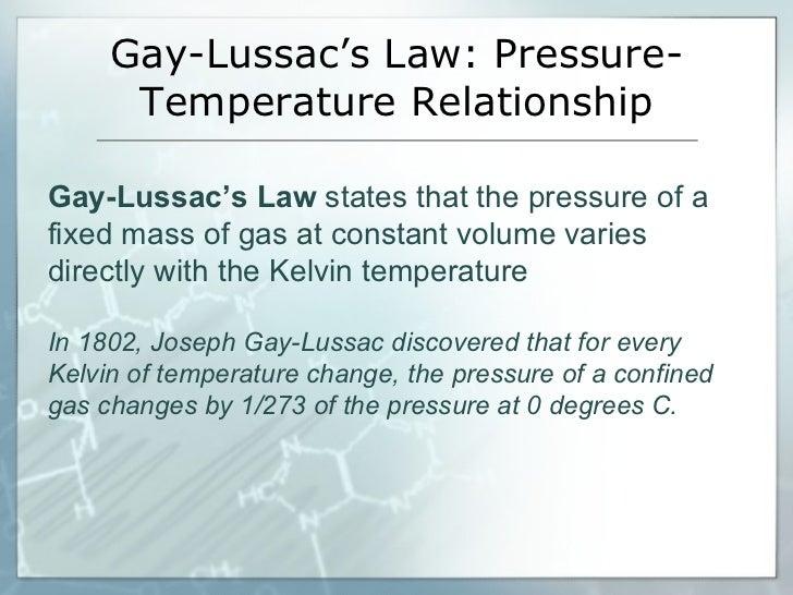 Gas laws Diagrams – Gay Lussac Law Worksheet