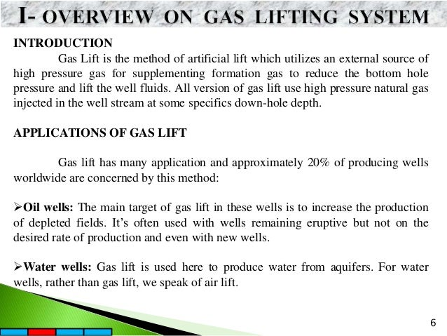 Gas Lift Design on Oil Artificial Lift Systems