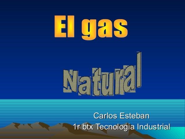 Carlos Esteban1r btx Tecnologia Industrial