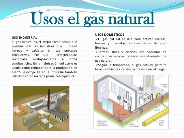 Gas natural for Hornos domesticos a gas