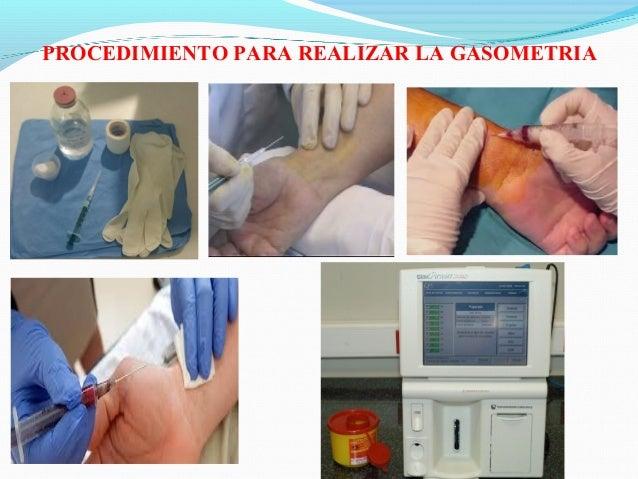 Gasometría arterial ppt Slide 3