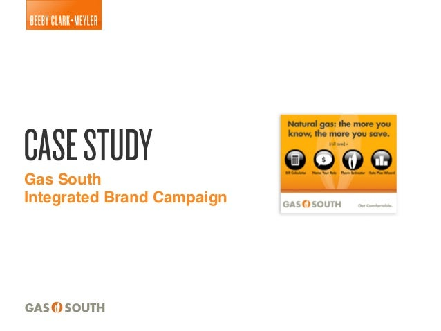 ! Gas South! Integrated Brand Campaign!
