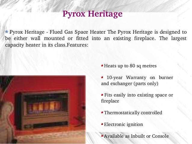 pyrox 625 gas heater manual