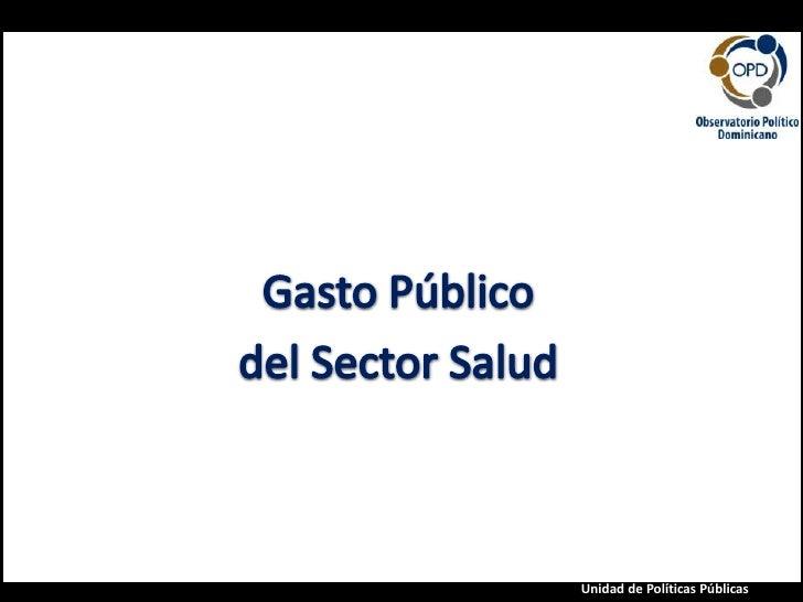 Gasto PúBlico Social Slide 3
