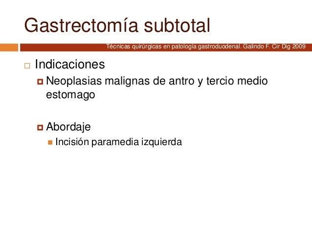  Técnica quirúrgica  1) Diseccion coloepiploica e investigación de grupos ganglionares de arteria e hilio esplénico y va...