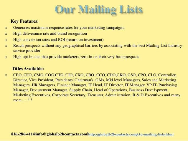 Gastroenterologists email list helps you to promote the brand in the best attractive manner Slide 3