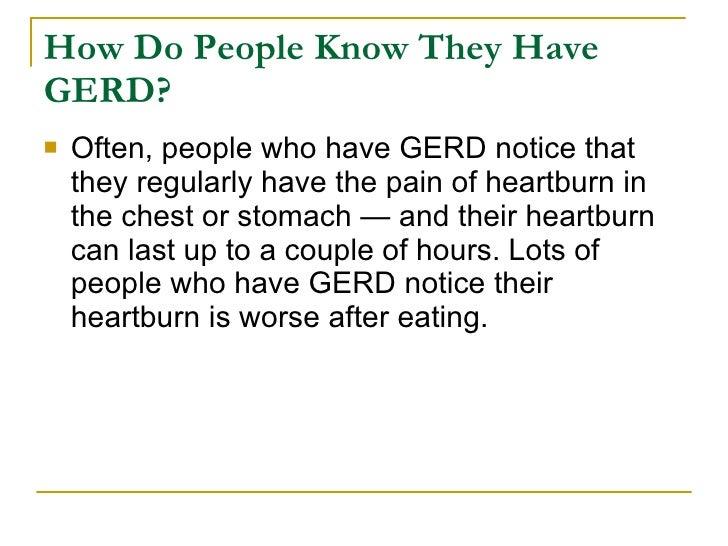 Foods That Make Gerd Worse