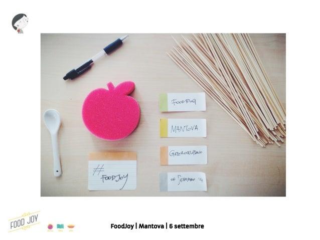 Gastroglossario | Food Joy Slide 3