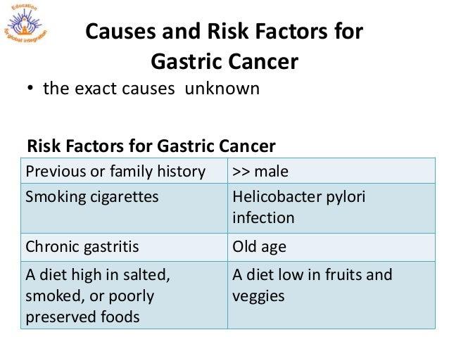 Gastrointestinal cancer