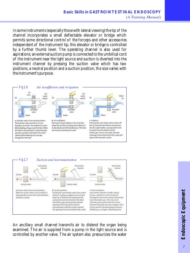 Endoscopy Room Layout: Gastrointestinal Endoscopy Training Manual