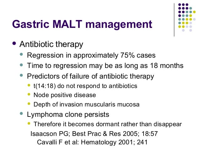 IPSID  MALT type B cell lymphoma  Proximal small intestine involved  Geographical distribution  Mediterranean Middle E...
