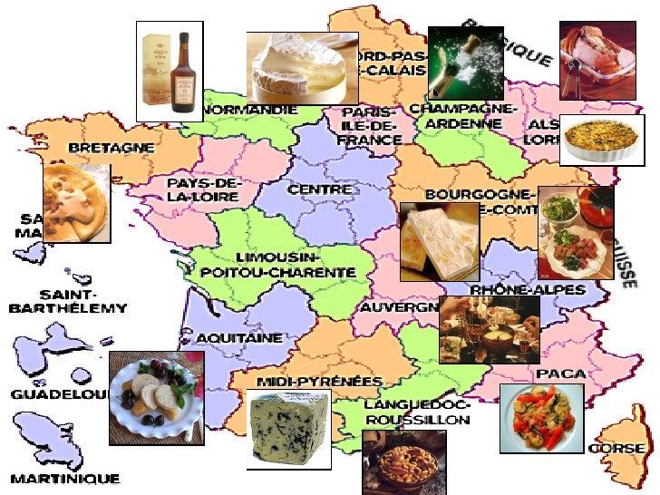 plats traditionnels français par région