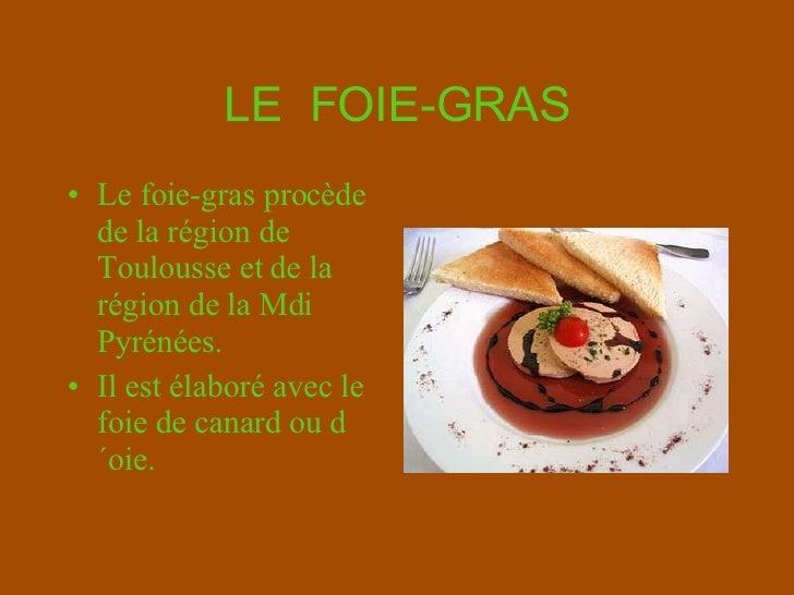 Gastronomie De France Slide 3