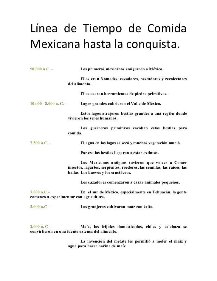 Gastronom a mexicana for Historia de la gastronomia pdf