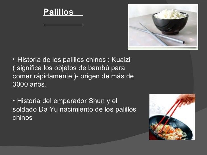 Gastronomia china 1 1 for Historia de la gastronomia pdf