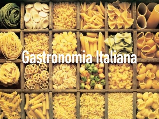 La cocina italiana refleja la variedad cultural de sus regiones, así como la diversidad de su historia. Es muy común que ...