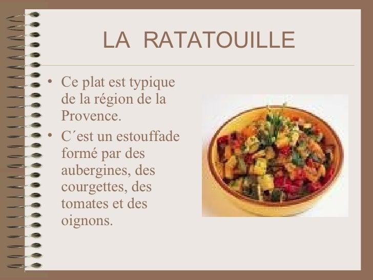 Resultado de imagen para ratatouille recette traditionnelle diapositives