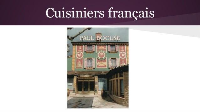 Gastronomie Francaise