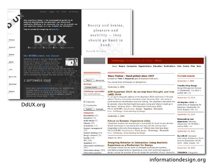 Gastronomy: A source of inspiration for user experience design Slide 2