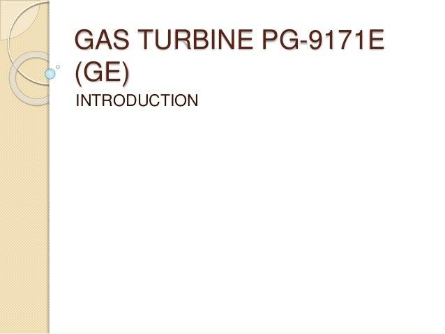 GE Frame 9E Gas Turbine Nandipur Power Project