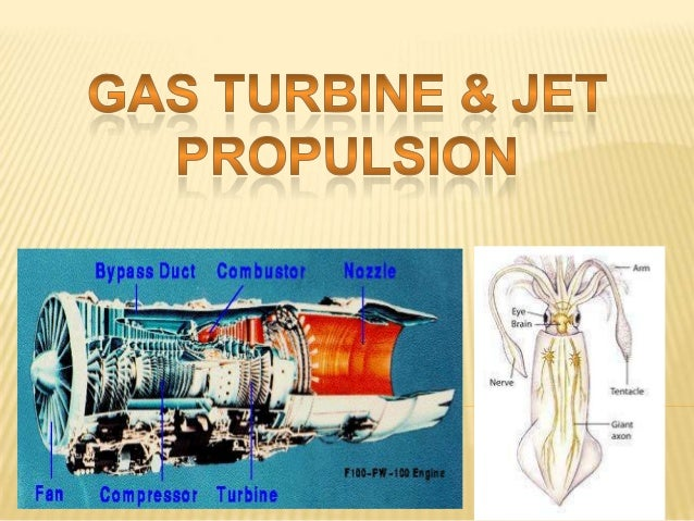Gas turbine and Jet Propulsion