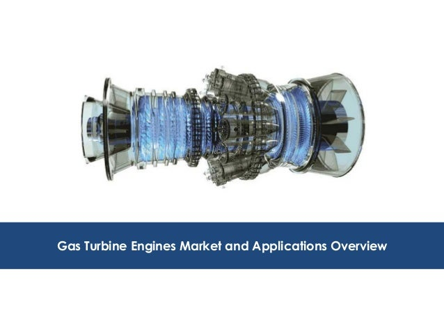Gas Turbine Engines Market and Applications Overview