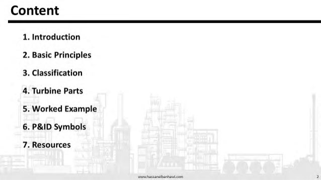 Gas Turbines presentation on Types, Classification and governing Equations Slide 2