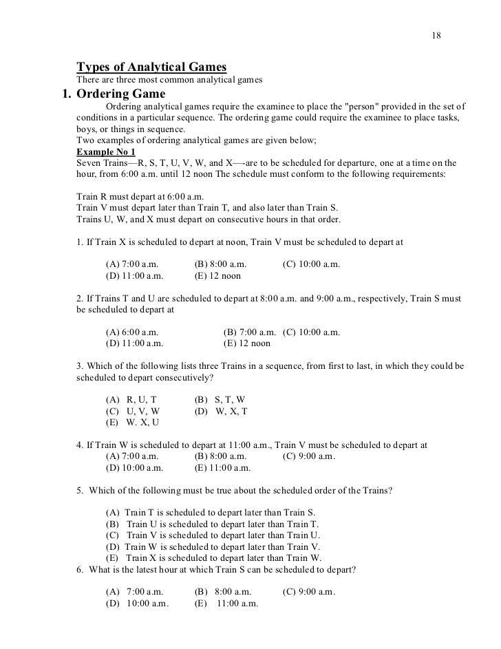 Gat analytical reasoning 18 728gcb1325826856 17part 2 types of analytical games 18 ccuart Choice Image