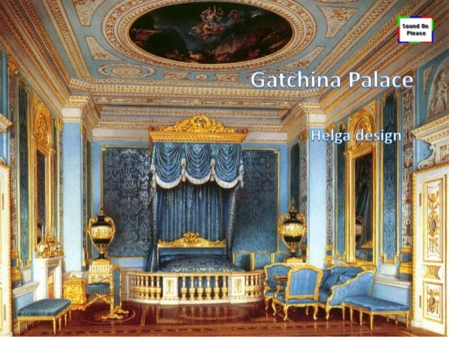 The Great Gatchina Palace  St Petersburg - Russia  The Great Gatchina Palace was built in 1766–1781  in Gatchina town (Rus...