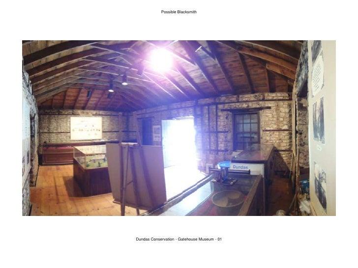 Possible Blacksmith<br />Dundas Conservation - Gatehouse Museum - 01<br />