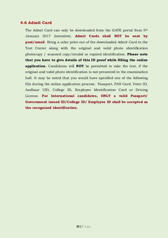 Gate Information Brochure 4 Feb 2017