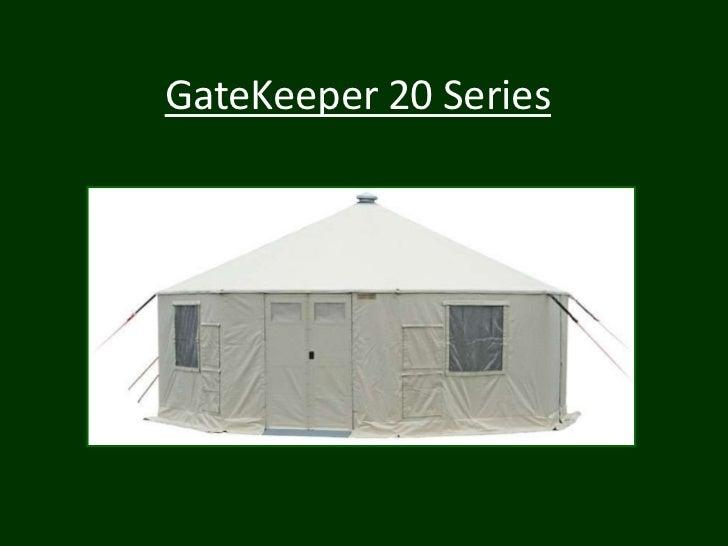 GateKeeper 20 Series