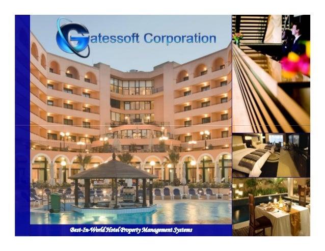 BestBest--InIn--World Hotel Property Management SystemsWorld Hotel Property Management Systems