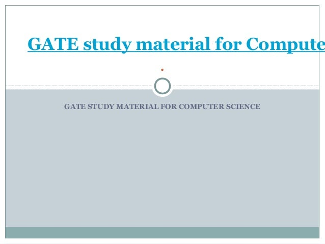 12th Computer Science Study Material (Latest) - padasalai.net