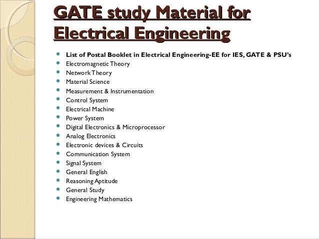 Engineering Mathematics Notes eBooks For GATE IES PSU ...