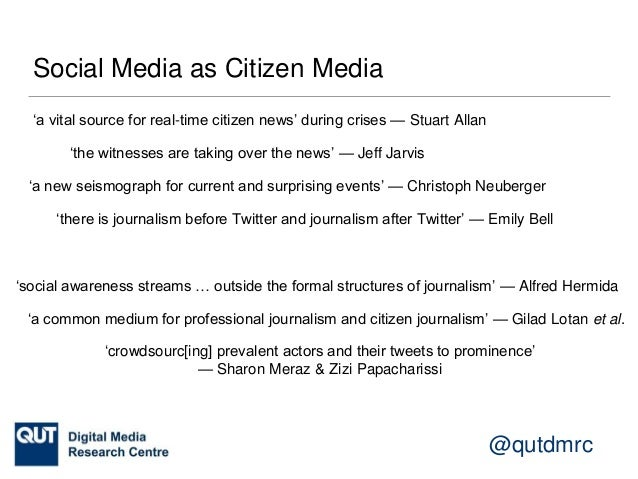 @qutdmrc A Generational Shift (Reuters Institute for the Study of Journalism: Digital News Report 2017)