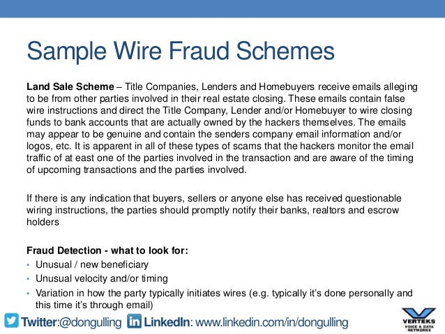 it security and wire fraud awareness slide deck rh slideshare net wiring instructions email 3-Way Switch Wiring Diagram