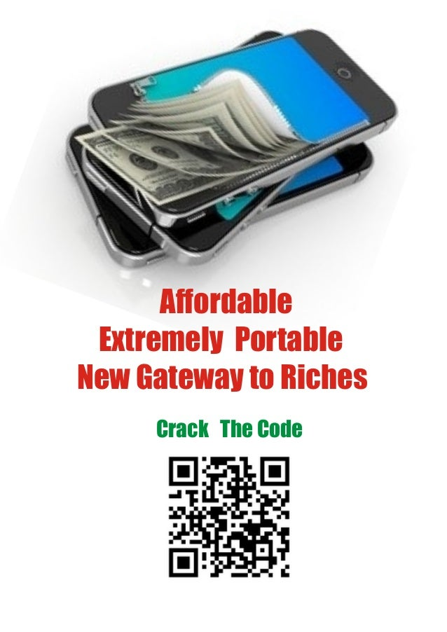 Affordable Extremely PortableNew Gateway to Riches     Crack The Code