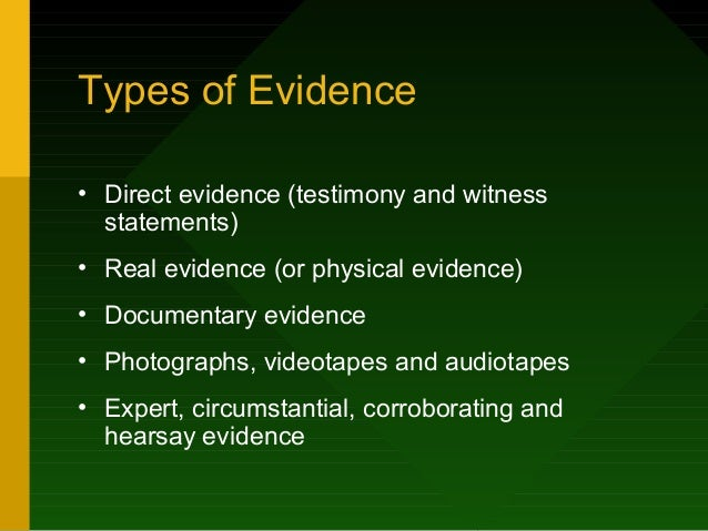 evidence of witness statement Rules under which witnesses under 18 years may give evidence in the district court or witness to, a crime a garda officer then interviews the child or young person video recording of statements.