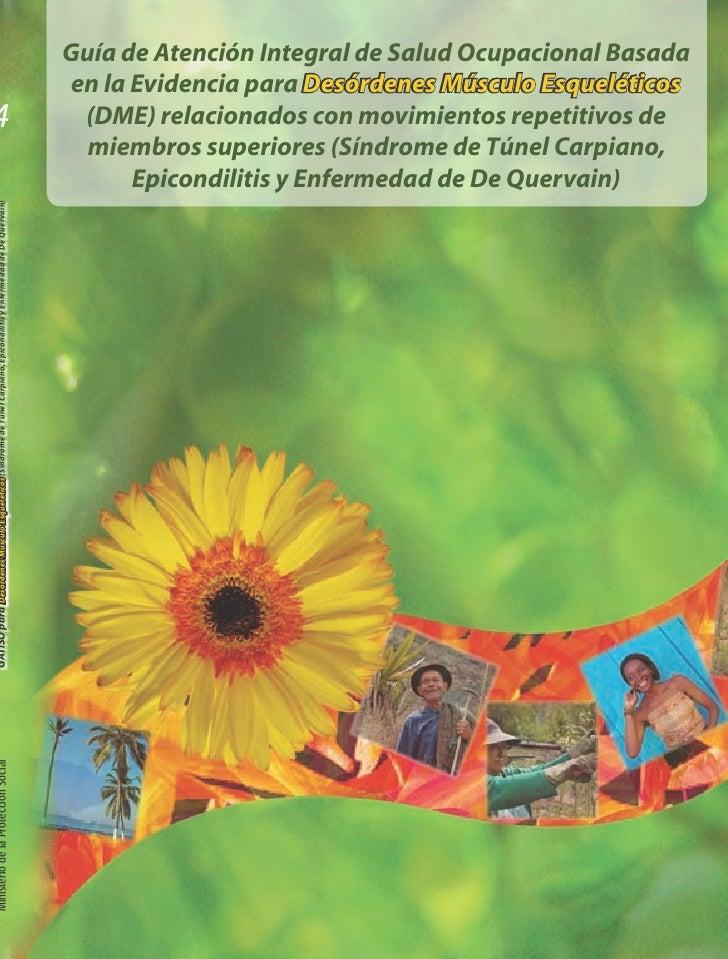 Guía de Atención Integral de Salud Ocupacional Basada                                                                     ...