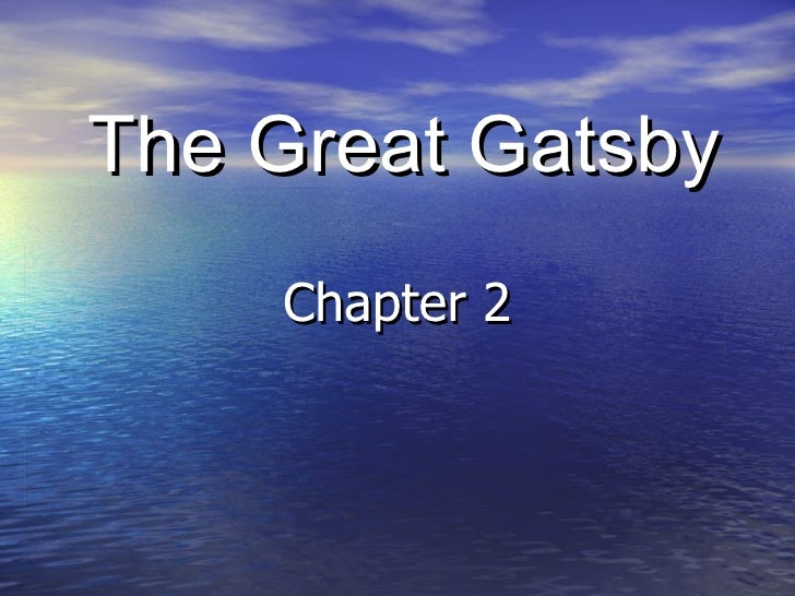 the great gatsby chapter summaries essay Depending on the study guide provider (sparknotes, shmoop, etc), the resources below will generally offer the great gatsby chapter summaries, quotes, and analysis of themes, characters, and symbols.
